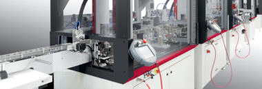Design and realization of equipment - sysmelec automated assembly line